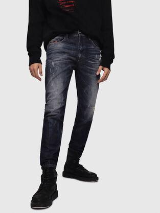 D-Strukt 089AL, Blu Scuro - Jeans