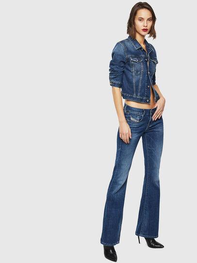 Diesel - D-Ebbey 086AM, Blu medio - Jeans - Image 6