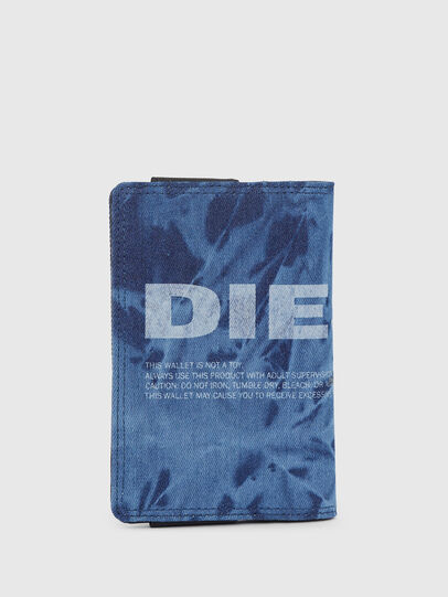 Diesel - ORGANIESEL, Blu - Portafogli Piccoli - Image 2