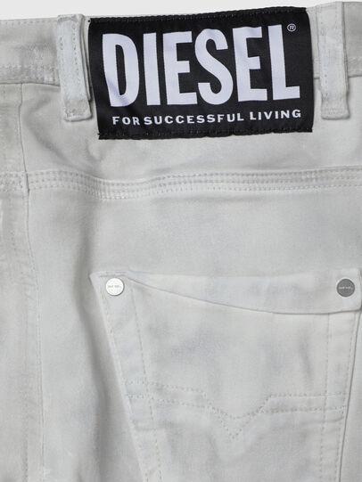 Diesel - KROOLEY-J JOGGJEANS-N, Bianco - Jeans - Image 4