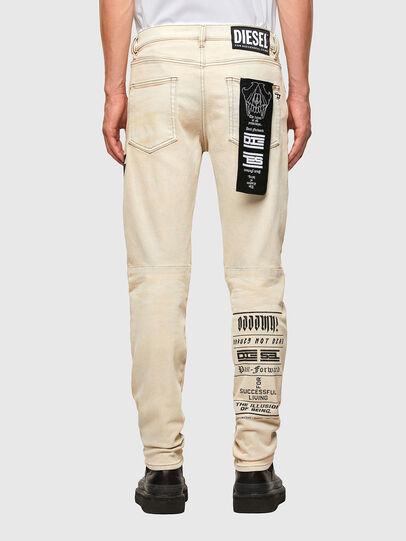 Diesel - D-Strukt 009KV, Bianco - Jeans - Image 2