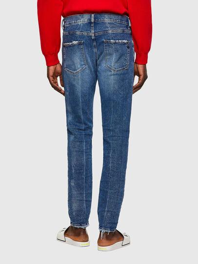 Diesel - D-Strukt 09A26, Blu medio - Jeans - Image 2
