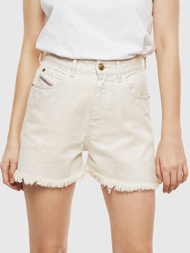 DE-EISELLE, Bianco - Shorts