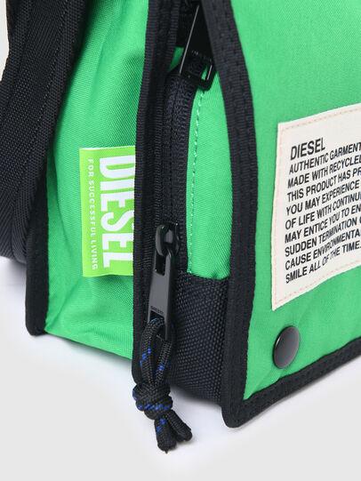 Diesel - ANKO WP, Verde/Blu - Borse a tracolla - Image 7