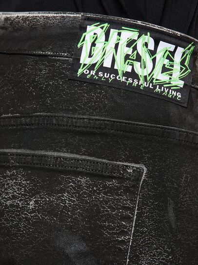 Diesel - Fayza 009DL, Nero/Grigio scuro - Jeans - Image 4