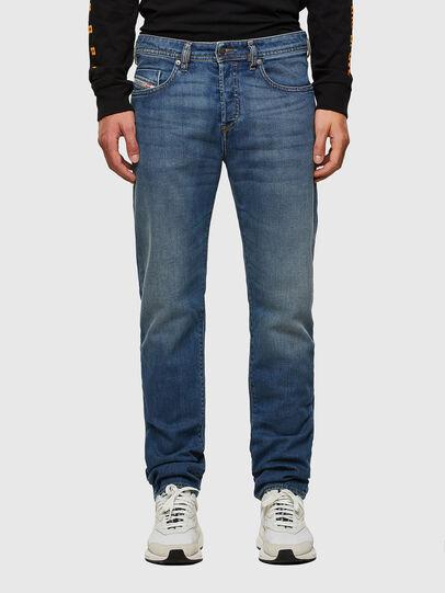 Diesel - Buster 009EI, Blu medio - Jeans - Image 1