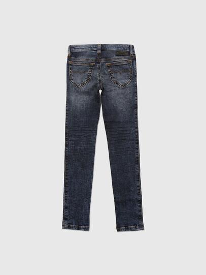 Diesel - SKINZEE-LOW-J JOGGJEANS-N, Blu Scuro - Jeans - Image 2
