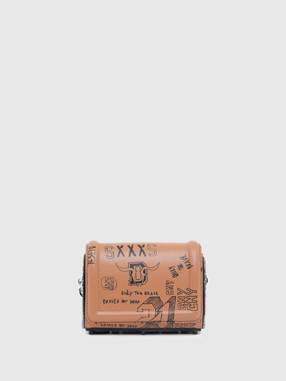 Diesel - CL - YBYS S CNY, Beige - Borse a tracolla - Image 1