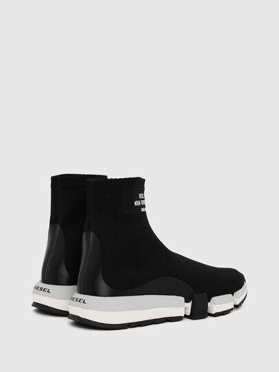 Diesel - H-PADOLA HIGH SOCK W, Nero - Sneakers - Image 3