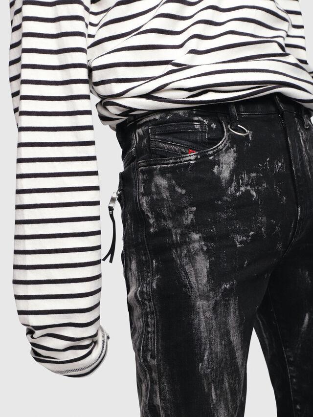 Diesel - D-Amny 089AF, Nero/Grigio scuro - Jeans - Image 3