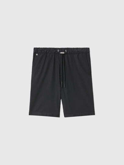 Diesel - P-RUST-SHO, Nero - Shorts - Image 1