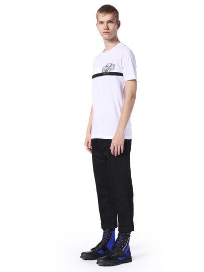 Diesel - TY-STRIPESCAR,  - T-Shirts - Image 4