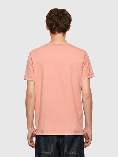 Diesel - T-WORKY-MOHI-B1, Rosa - T-Shirts - Image 2