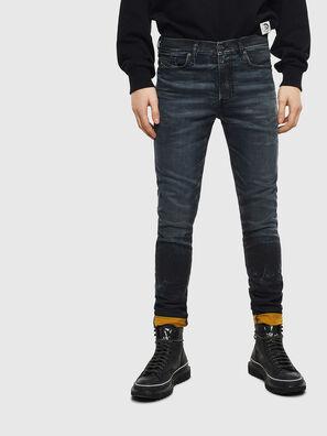 D-Reeft JoggJeans 069MD, Blu Scuro - Jeans