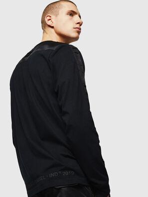 T-JUST-LS-BX3, Nero - T-Shirts