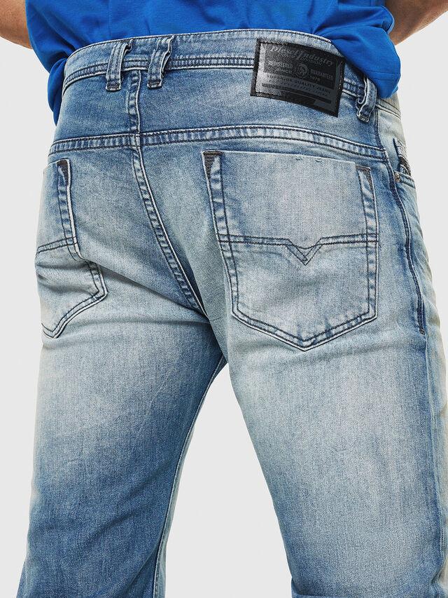 Diesel - Safado C81AP, Blu Chiaro - Jeans - Image 4
