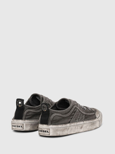 Diesel - S-ASTICO LOW LACE W, Grigio - Sneakers - Image 3