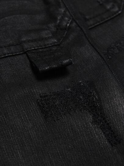 Diesel - D-PHORMER-J, Nero/Grigio scuro - Jeans - Image 4