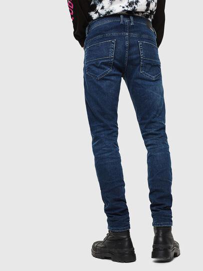 Diesel - Thommer 0095T, Blu Scuro - Jeans - Image 2