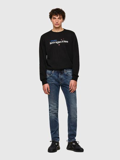 Diesel - Thommer JoggJeans® 069SR, Blu Scuro - Jeans - Image 5