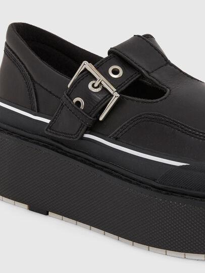Diesel - H-SCIROCCO BA, Nero - Sneakers - Image 5