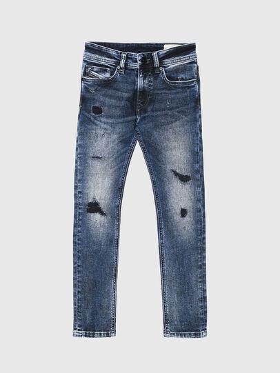 Diesel - SLEENKER-J-N, Blu Jeans - Jeans - Image 1