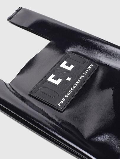 Diesel - GAR BAG XS, Nero - Shopper e Borse a Spalla - Image 4