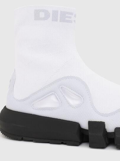 Diesel - H-PADOLA HSB, Bianco - Sneakers - Image 5
