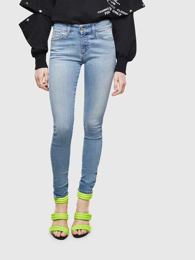 Slandy 0096L, Blu Chiaro - Jeans