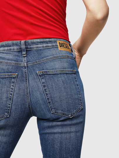 Diesel - Babhila 069FZ, Blu medio - Jeans - Image 4