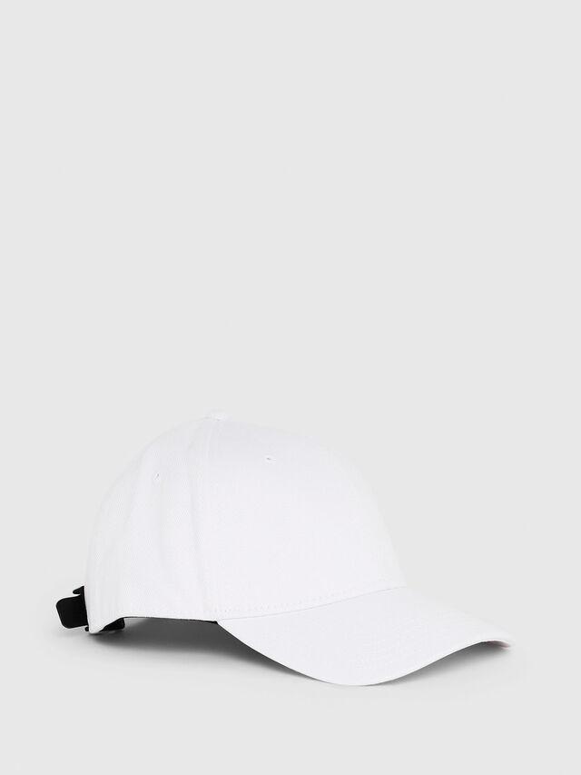 Diesel - CEDIVIS, Bianco - Cappelli - Image 1