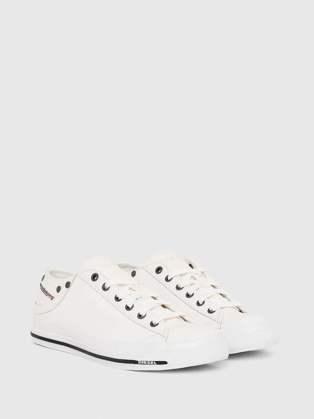 Diesel - EXPOSURE IV LOW  W, Bianco - Sneakers - Image 2