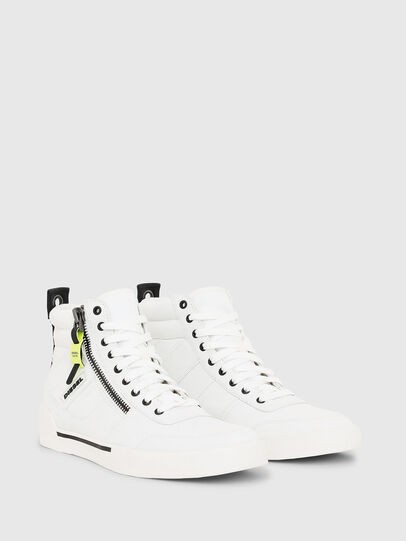 Diesel - S-DVELOWS, Bianco - Sneakers - Image 2