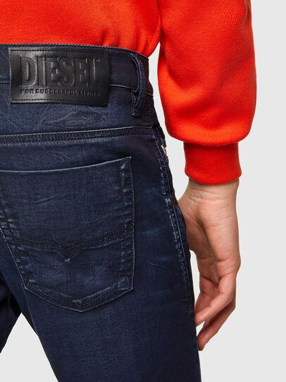 Diesel - Krooley JoggJeans® 069WT, Blu Scuro - Jeans - Image 3