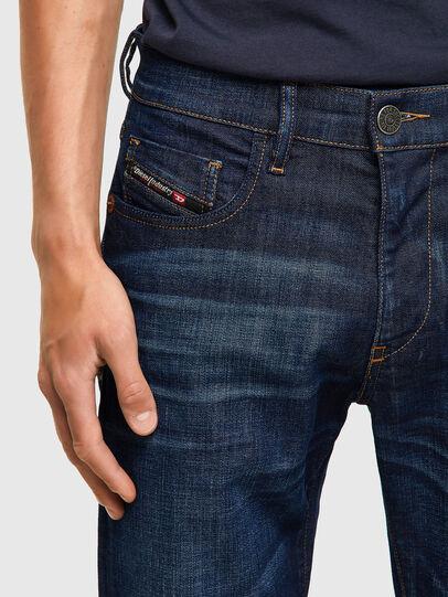 Diesel - D-Strukt 09A48, Blu Scuro - Jeans - Image 4