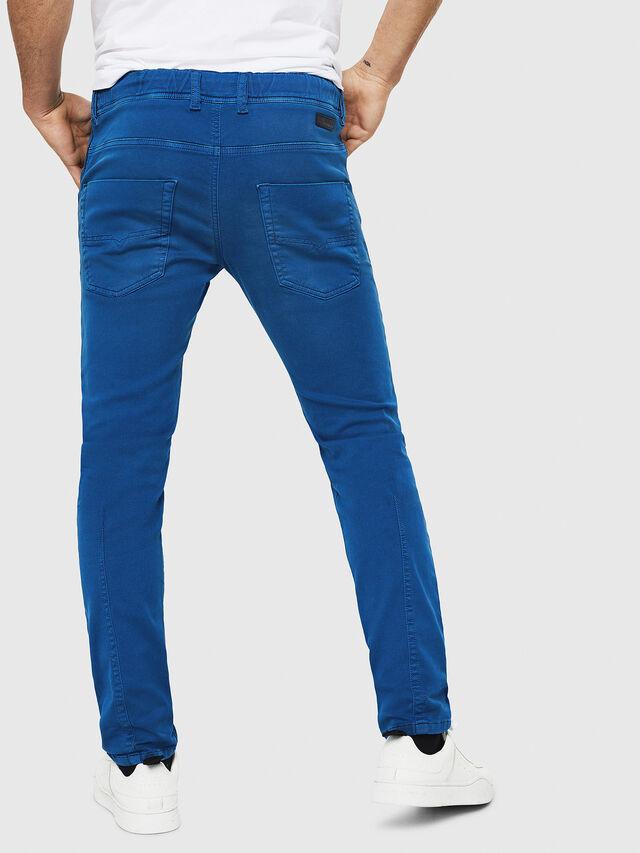 Diesel - Krooley JoggJeans 0670M, Blu Brillante - Jeans - Image 2