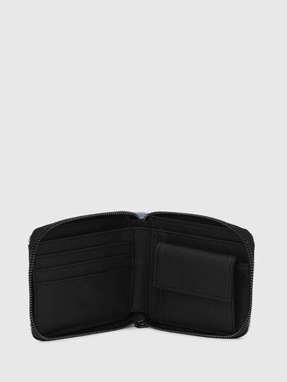 Diesel - ZIPPY HIRESH S, Blu Jeans - Portafogli Con Zip - Image 3
