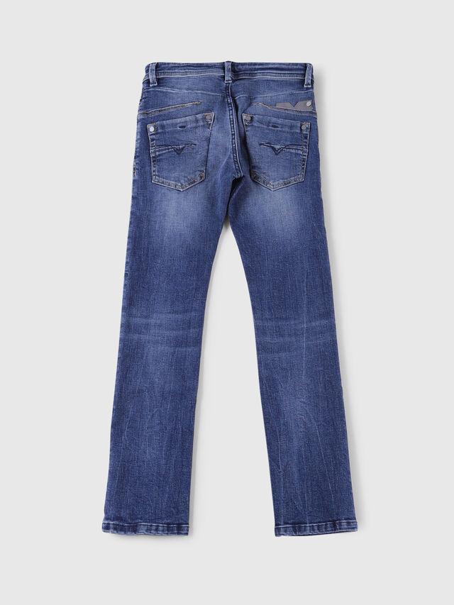 Diesel - DARRON-R-J-N, Blu Jeans - Jeans - Image 2