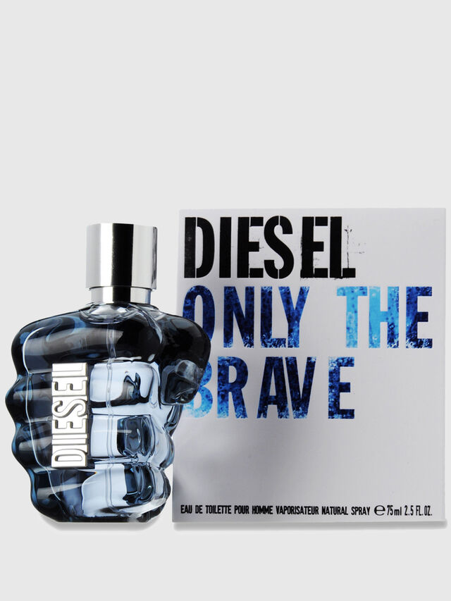 Diesel - ONLY THE BRAVE 75ML , Blu Chiaro - Only The Brave - Image 1