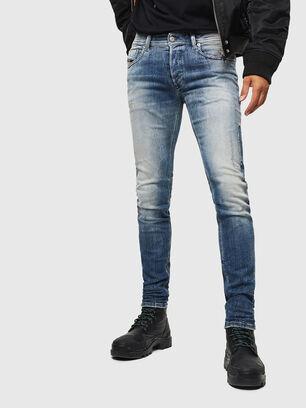 Sleenker 0098D, Blu Chiaro - Jeans