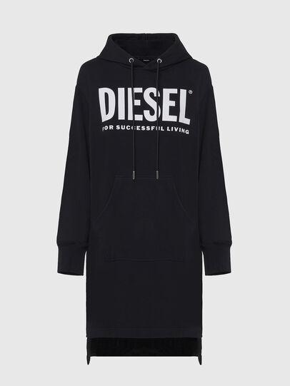 Diesel - D-ILSE-T, Nero - Vestiti - Image 1