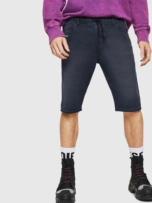 D-KROOSHORT JOGGJEANS, Blu Scuro - Shorts