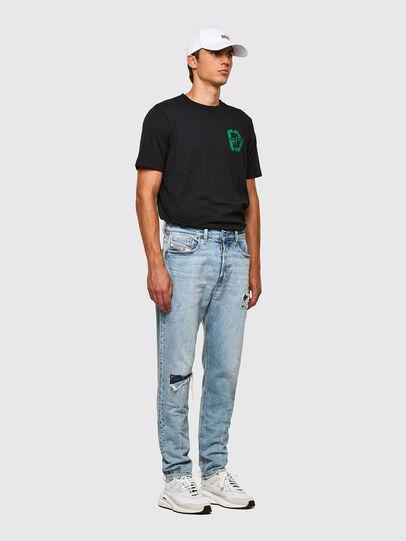Diesel - D-Vider 009JR, Blu Chiaro - Jeans - Image 7