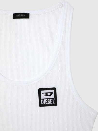Diesel - UFTK-BABE-C, Bianco - Tops - Image 3