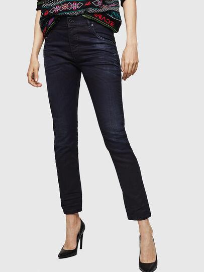 Diesel - Krailey JoggJeans 069IC, Blu Scuro - Jeans - Image 1