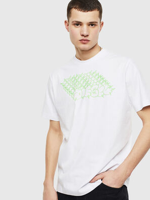 T-JUST-T20, Bianco - T-Shirts