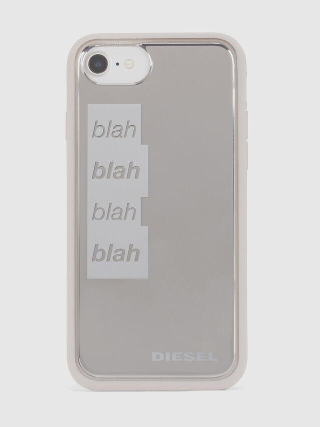 Diesel - BLAH BLAH BLAH IPHONE 8/7/6s/6 CASE, Bianco - Cover - Image 2