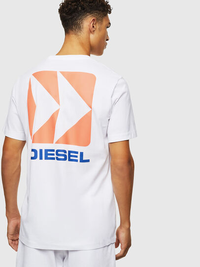 Diesel - BMOWT-JUST-B, Bianco - Out of water - Image 2