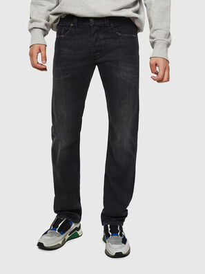 Larkee 082AS, Nero/Grigio scuro - Jeans