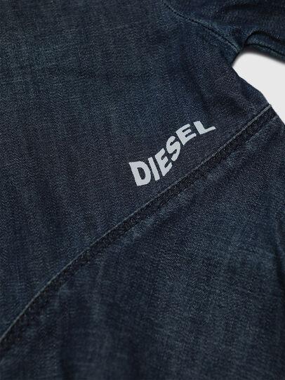 Diesel - DARLAB, Blu Scuro - Vestiti - Image 3